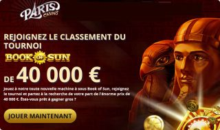 tournoi paris casino